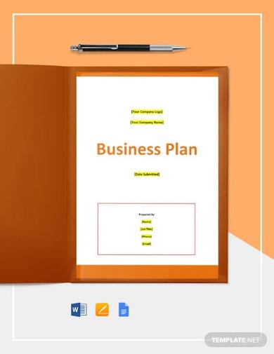 software testing business plan