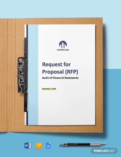 accounting services request for proposal