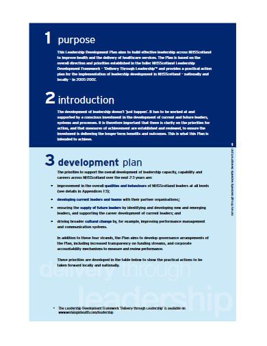 leadership development plan in pdf