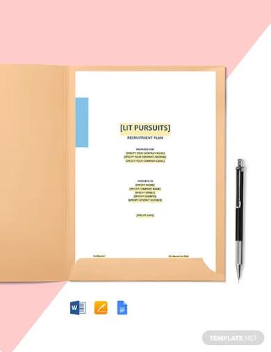 logistics services proposal template
