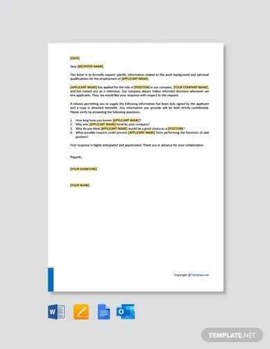Personal Reference Letter For Court from images.examples.com