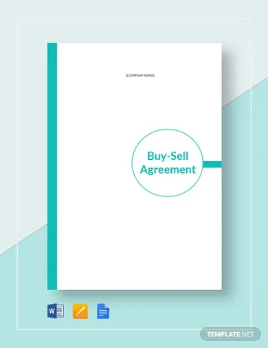 buy sell agreement templates