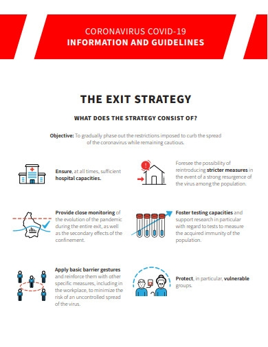 covid 19 exit strategy