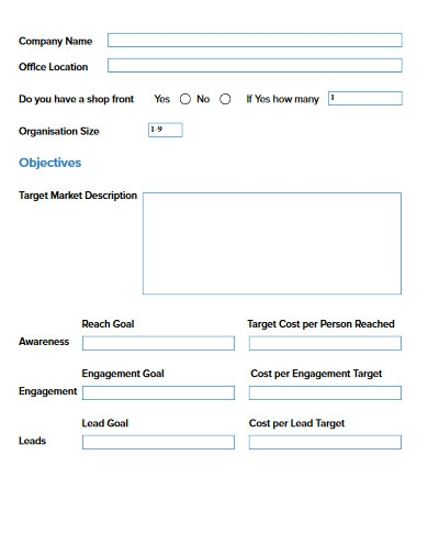marketing strategy audit