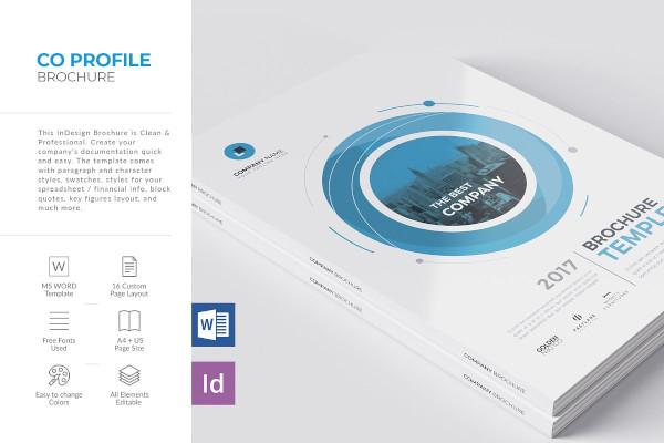 branding company brochure