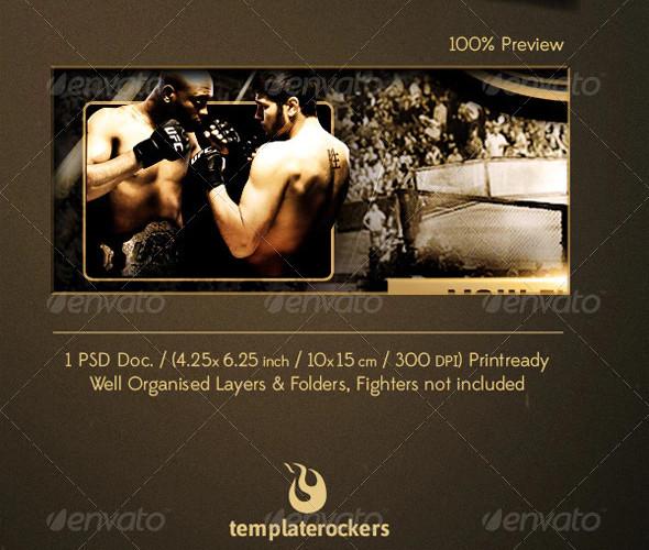 champions fightsport flyer