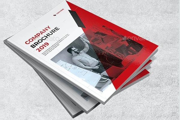 company brochure example