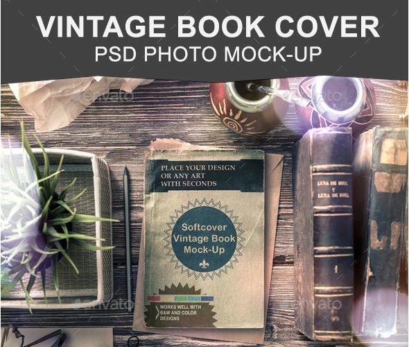 general vintage book cover