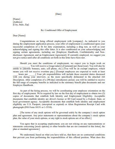 job offer acceptance letter in pdf