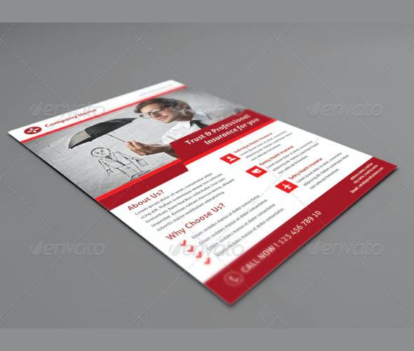 sample insurance flyer