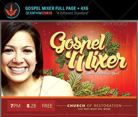 womens conference event flyer template