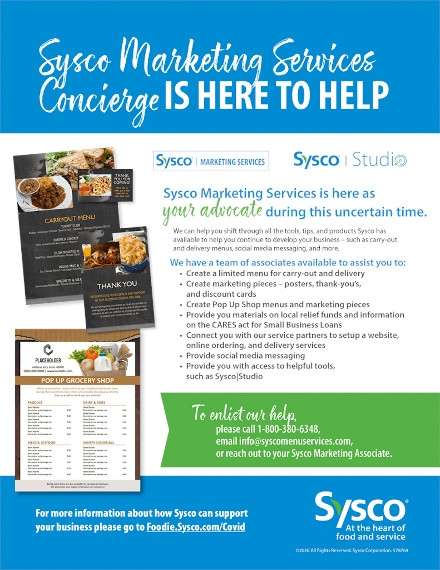 marketingservicesflyerexampleofsysco