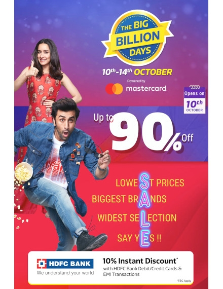Sale Flyer of Flipkart