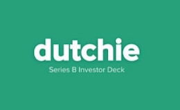 Dutchie Pitch Deck Example