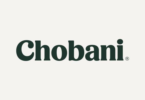 chobani's branding