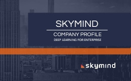 Skymind Pitch Deck Example