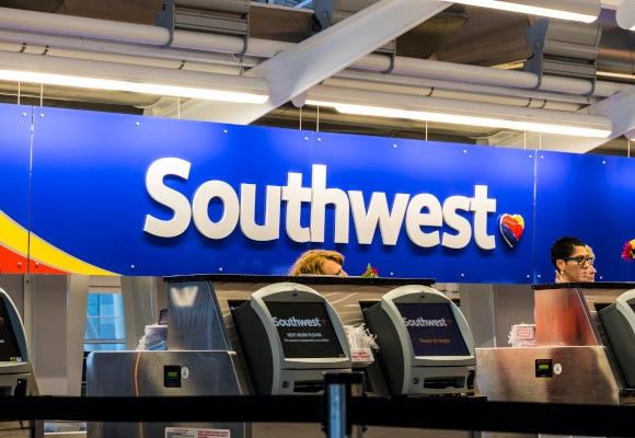 Southwest Airlines Branding