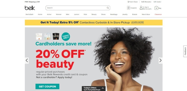 belk call to action