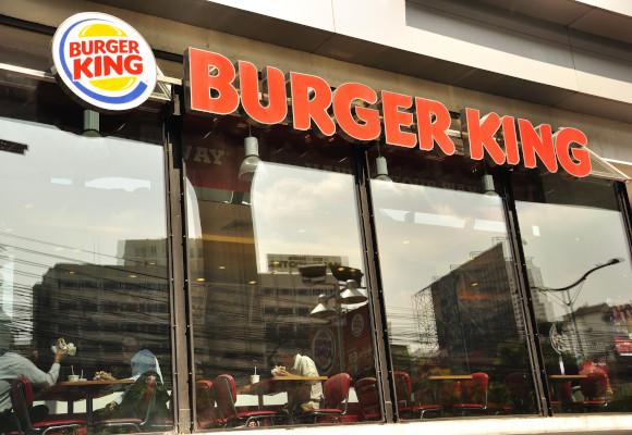 burger king branding
