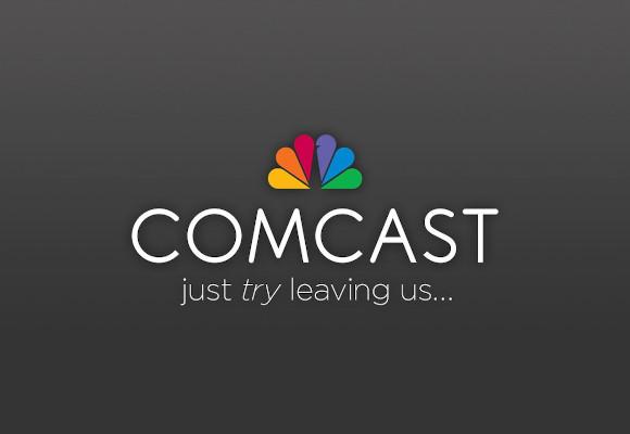 Comcast Branding