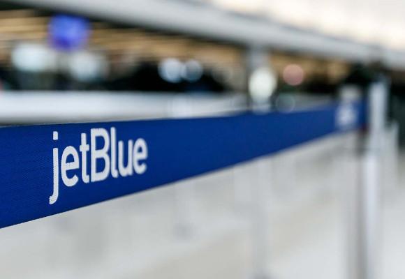 JetBlue Branding