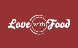 Love with Food Pitch Deck Example