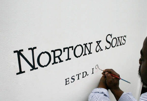 norton sons branding