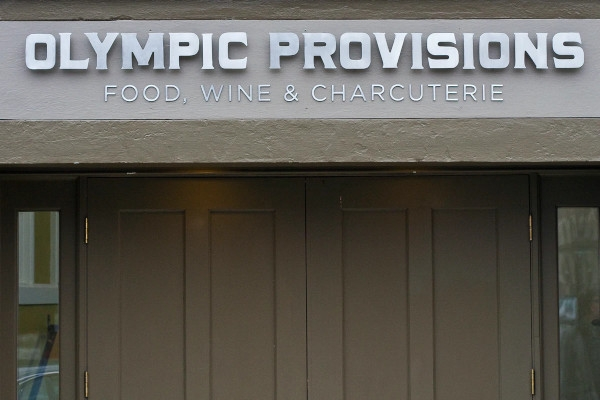 olympic provisions branding