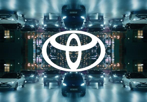 Toyota Branding