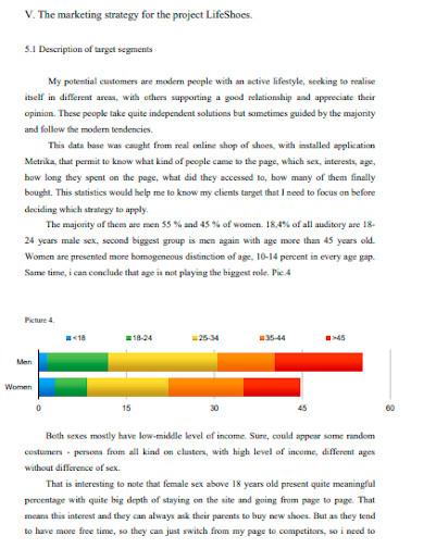 printable retail marketing plan template