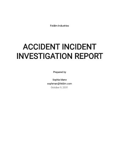 accident incident investigation report template1