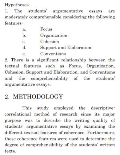 arts college argumentative essay