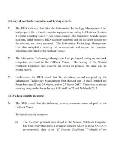 basic theft investigation report
