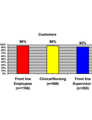 customer service initiative summary report