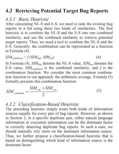 duplicate bug reports