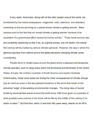 exploratory essay of humans