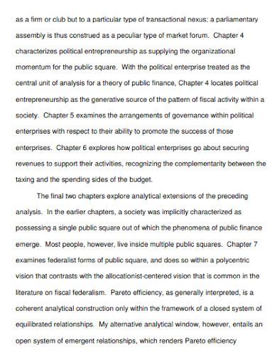 fiscal sociology exploratory essay