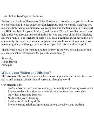 kindergarten welcome speech for kids