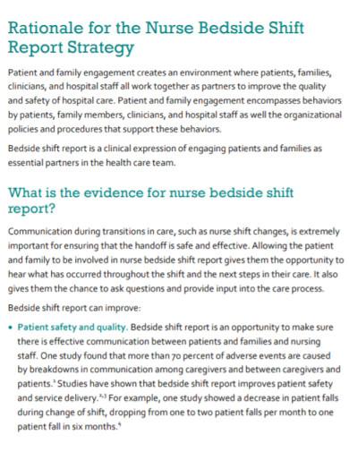 nurse bedside shift report1