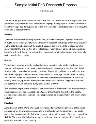 phd pyschology research proposal