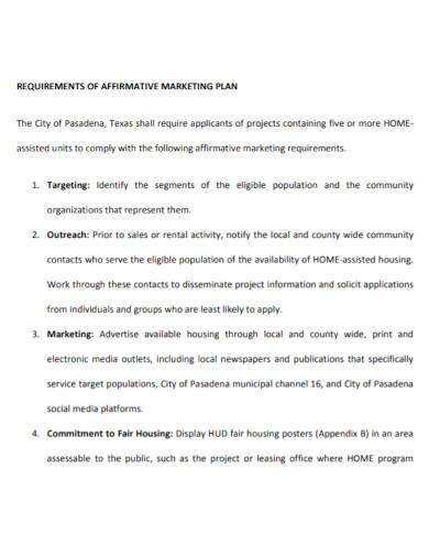investment partnership marketing plan