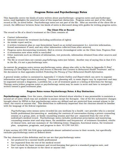 psychotherapy progress note1
