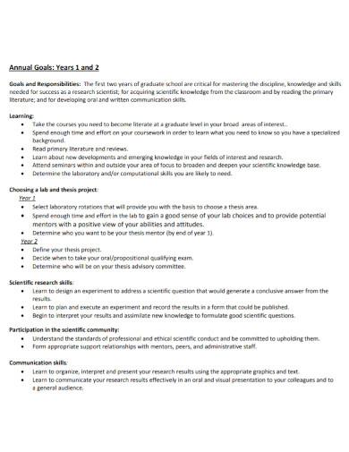 university students career development plan