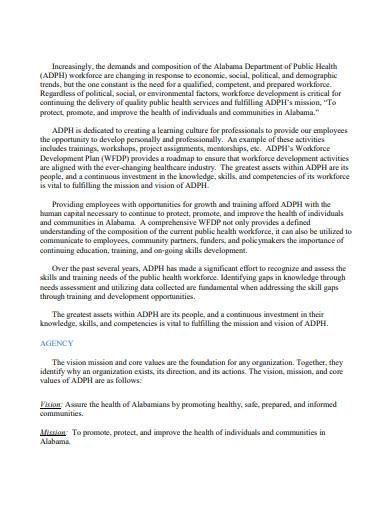 workforce development plan in pdf