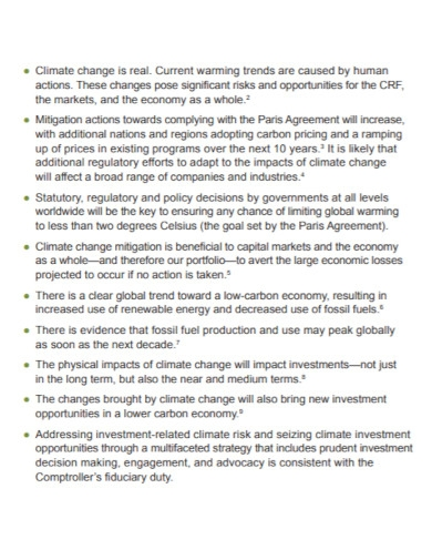 climate office action plan