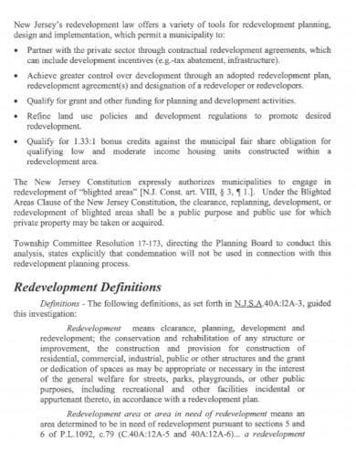preliminary investigation report in pdf