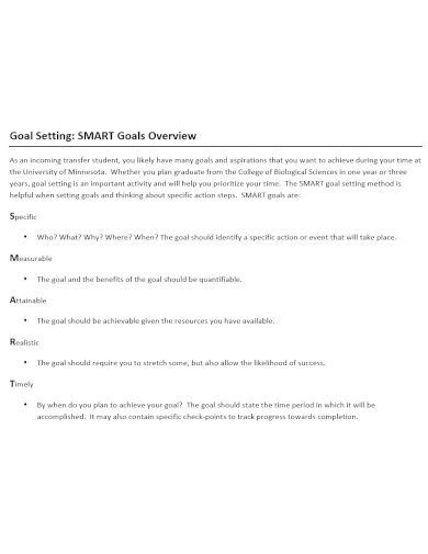 students smart action plan template1