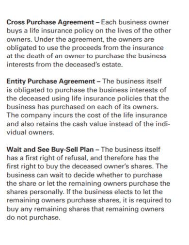 formal buyer seller agreement